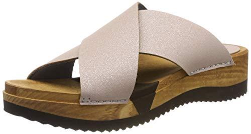 Flex Donna Sabot Sanita 65 Sandal Sport rose Tanja Pink BZqEO
