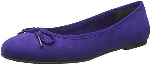 22142 669 Ballerines 21 violet Violet Tamaris Femme dU1HYa