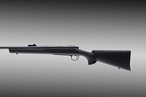 Hogue 70001 Rubber OverMolded Stock for Remington, 700 Long Action BDL, W/Pillar Bed