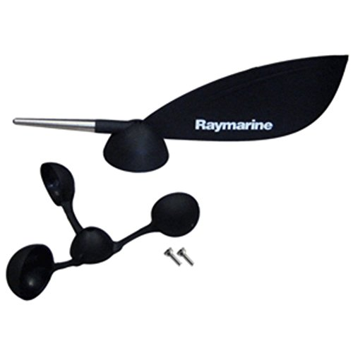 Raymarine A28167 Wind Vane & Cups for Select Raymarine Transducers Marine RV Boating Accessories