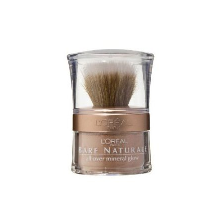 L'oreal Paris True Match Naturale All-over Mineral Glow, Nude Glow, 0.15 Ounc...
