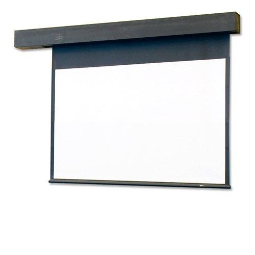 Rolleramic - Projection screen (motorized, 120 V) - 1:1 - Fiberglass Matt White