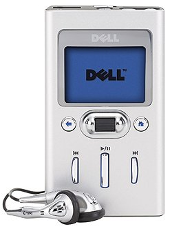 Dell 20GB DJ-20 Generation 2 Digital Jukebox/MP3 Player (Silver) (Dell Digital Jukebox)