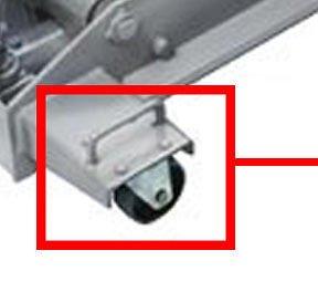 Bosch自動車サービスソリューションot223512ホイール交換用Caster 1522 B072638GZ5