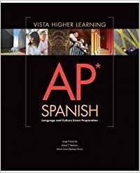 AP Spanish Workbook: Language and Culture Exam Preparation
