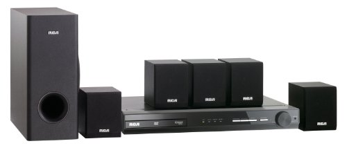 RCA RTD3133H DVD Home Theater System