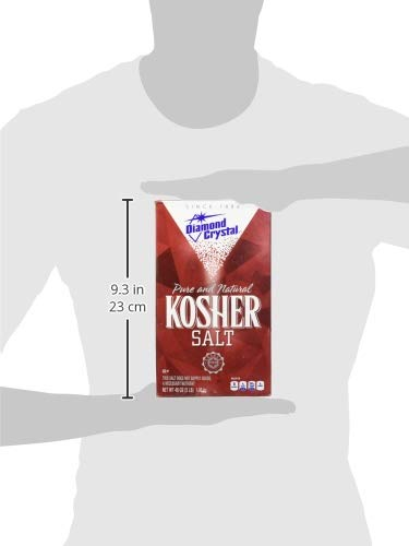 Kosher salt (pack of 3)