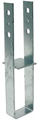 Simpson Strong-Tie CB44 Column Base 7-Ga 4X4 10Pk