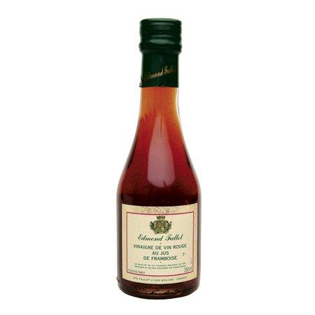 Raspberry Vinegar Fallot France Provence Framboise Rasbperry Vinegar 8oz (Seed Ground Oz Bottle 16)