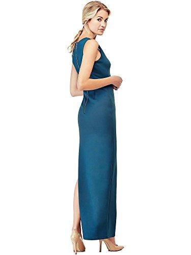 MARCIANO GUESS MAXI DRESS 64GZ946331Z PETROL TAGLIA L