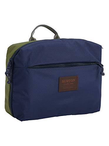 (Burton High Maintenance Mood Indgo Rip Crdra Toiletry Bag, 32 cm, Blue)
