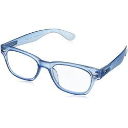 Peepers Rainbow Bright Retro Reading Glasses,Blue,1.5