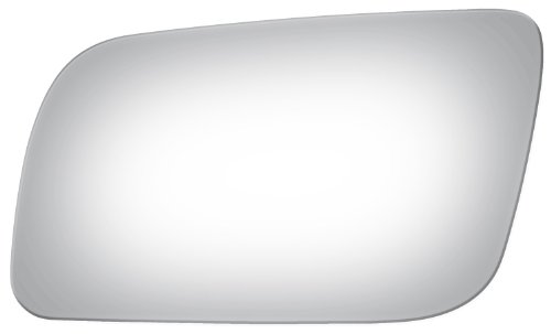 1992-2002 CHEVROLET TRUCK PICKUP (FULL SIZE) Flat, Driver Side Replacement Mirror Glass (99 Chevy K1500 Pickup)