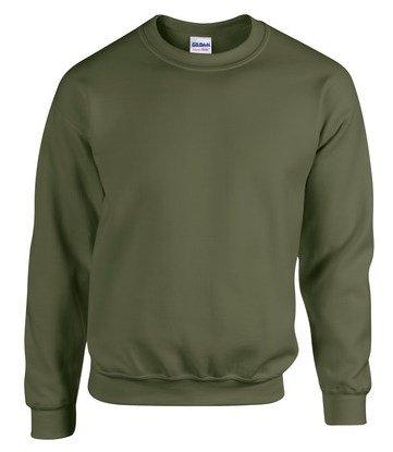 Direct 23 Ltd Mens Military Sweatshirt