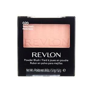 Revlon Powder Blush #020 Tawny Peach