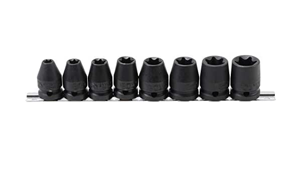 BGS Technic 9779 Juego de llaves de vaso de impacto