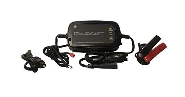 Amazon.com: BMW - Sistema de carga de batería con pinzas de ...