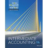 img - for Intermediate Accounting (Sixteenth Edition). book / textbook / text book