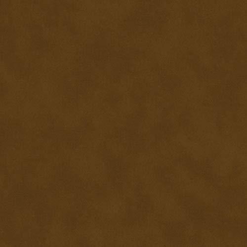 - Tonal Camel Brown - Cloud 9 Cotton Fabric