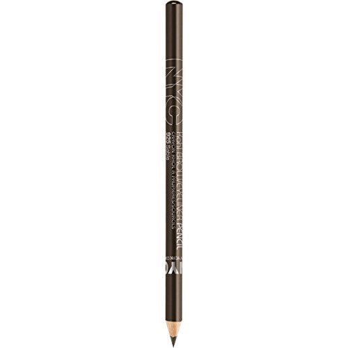 New York Color Classic Eyebrow and Eyeliner Pencil, Sable 925 - 1 Ea by N.Y.C.