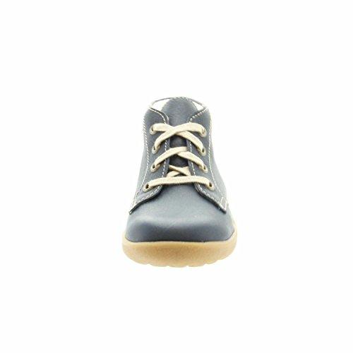 Däumling Unisex Baby Pirmin Sneaker Blau (Nappa Cf Ozean 47)