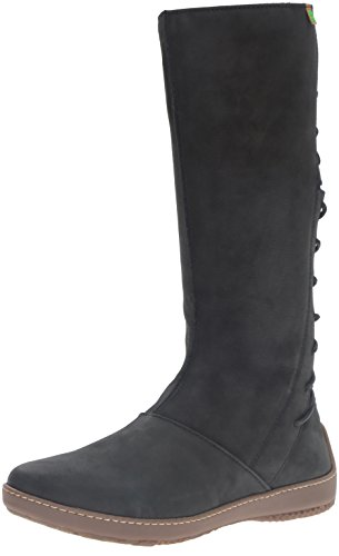 El Naturalista Nd16 Pleasant Bee, Bottes Femme Noir (Black)