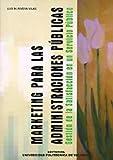 img - for Marketing para las Administraciones P blicas book / textbook / text book