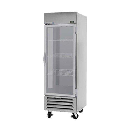 Beverage Air FB23-1G Bottom Mount Glass Door Reach-In Freezer