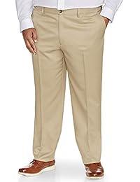 Amazon Essentials pantalones de vestir para hombre grandes y altos