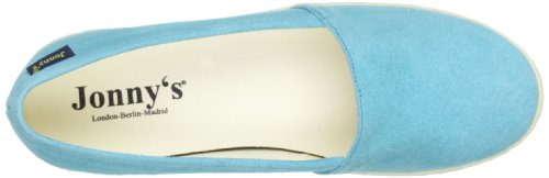 Jonnys Silja 7356 S Damen Hausschuhe Blau (AZUL-BLAU)