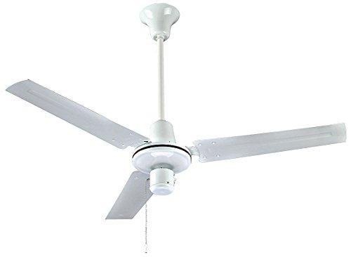 Dayton 5NPZ1 Ceiling Fan, 3 Spd, 56 In, 120 Volt