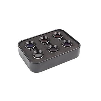 [DJI Mavic Air Accessories] Sunnylife 6Pcs/Set Camera Lens Filter MCUV CPL ND4 ND8 ND16 ND32 Filter