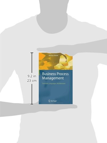 Business Process Management: Concepts, Languages, Architectures by Brand: Springer