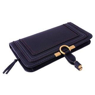 fa3955cd271a Amazon   (クロエ)CHLOE クロエ財布 二つ折り長財布 MARCIE マーシィー マーシー 3P0569 161 001 BLACK    Chloe(クロエ)   レディースバッグ・財布