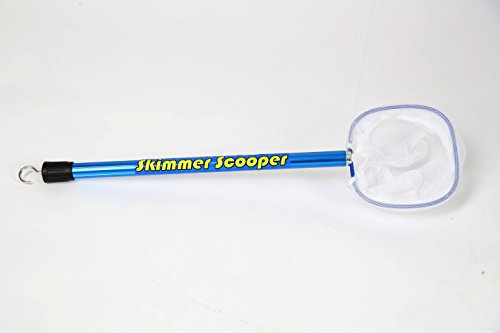 Skimmer Scooper Pool Skimmer Pro Basket Leaf Rake