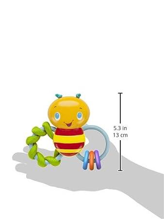 Bright Starts Greifling Biene Chewbee Rattle