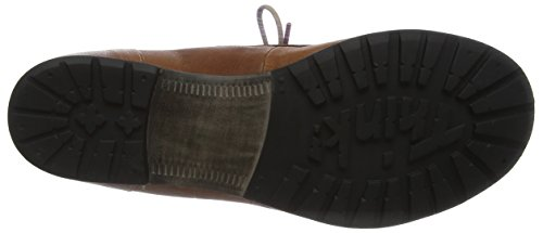 Think Denk, Stivali Desert Boots Donna Marrone (Sattel/Kombi 52)