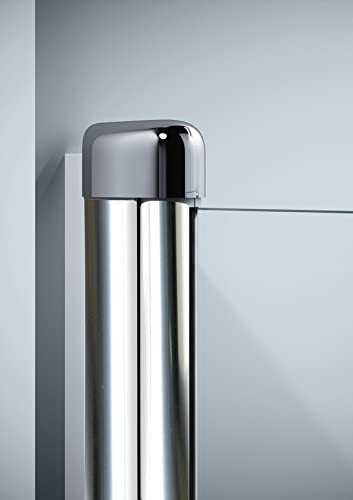 90 x 190 schwingfalt Puerta Hüppe Diseño Elegance (Cristal ...