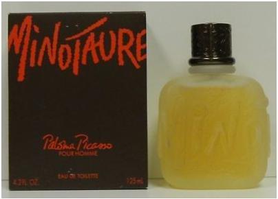 Paloma Picasso Minotaure Pour Homme Eau De Toilette Splash 125 Ml / 4.2 Oz.