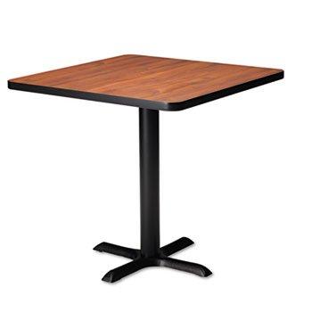 MLNCA28B2025 - Mayline Hospitality Table amp;quot; Xamp;quot; Pedestal ()
