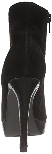 Giudecca Jy1517-1, Women's Cold Lined Classic Boots Short Length Black - Black