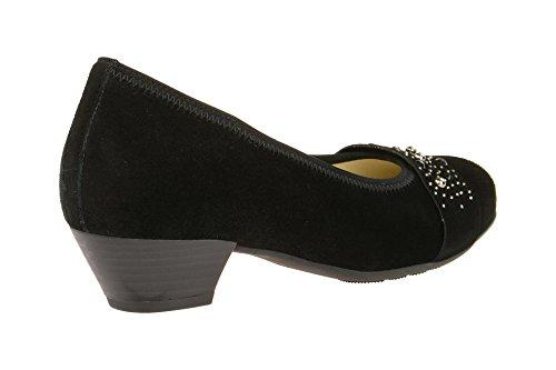 f3f0f48c1d4d Cipő Shoes Sarkú Női Gabor Comfort Fekete Basic x7ISBq
