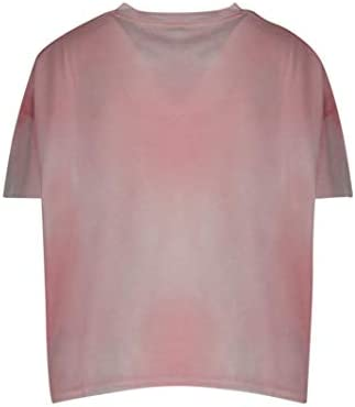 Moncler Luxury Fashion Donna 8C74110V8125500 Rosa Cotone T-Shirt | Primavera-Estate 20