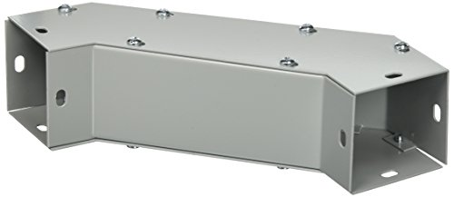 (Hoffman F22G90SE Wireway, 90 Degree Sweep Elbow, Type1, Steel, 2.50