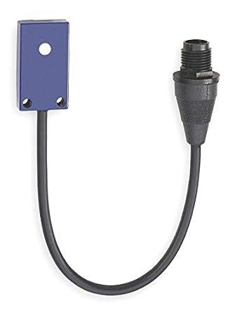 Plastic Rectangular Ultrasonic Sensor, 508mm Detecting Distance