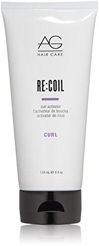 AG Hair Curl Re:coil Curl Activator 6 Fl Oz