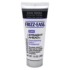 Amazon.com: John Frieda Frizz-Ease Straight Ahead Shampoo