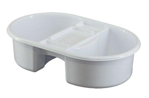 De Luxe Wash Bowl White Vital Innovations 496007