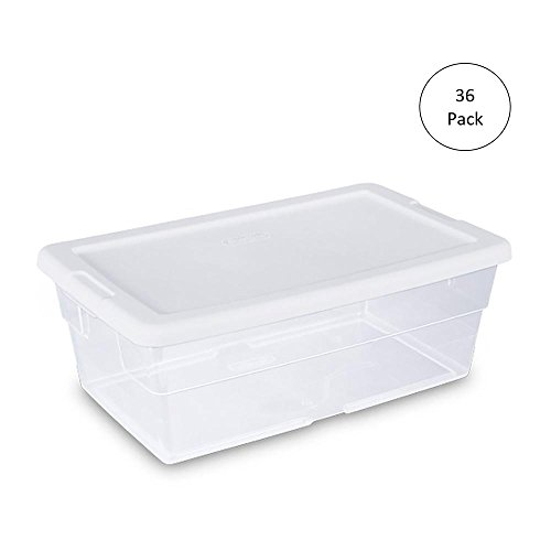 6 quart storage tub - 4