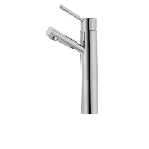 Jado 814/931/100 Borma Single Lever Vessel Faucet, Polished Chrome